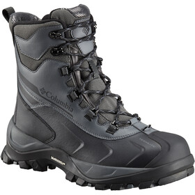 Columbia Bugaboot Plus IV Omni-Heat Boots Men Graphite/Black